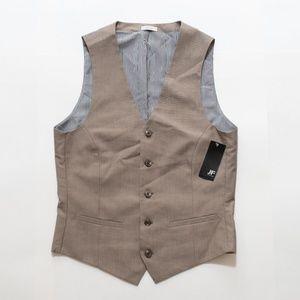 Slim Fit Suit Separates Vest
